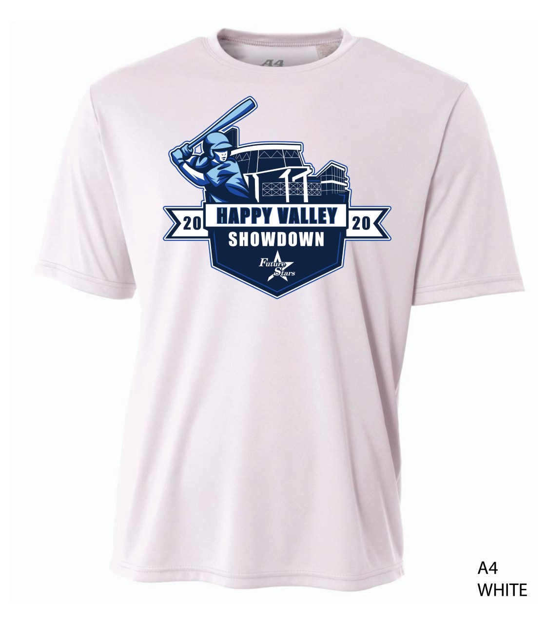 Happy Valley Showdown Dry Fits For Sale - $20 at your Field- Limited Supply